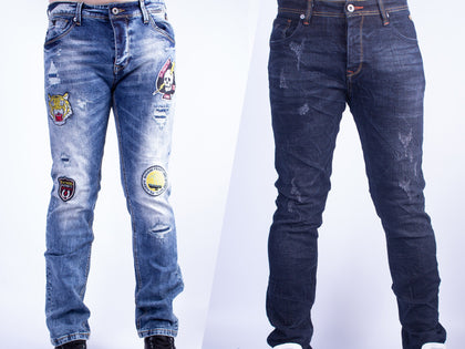 Two For One Fashion Denim