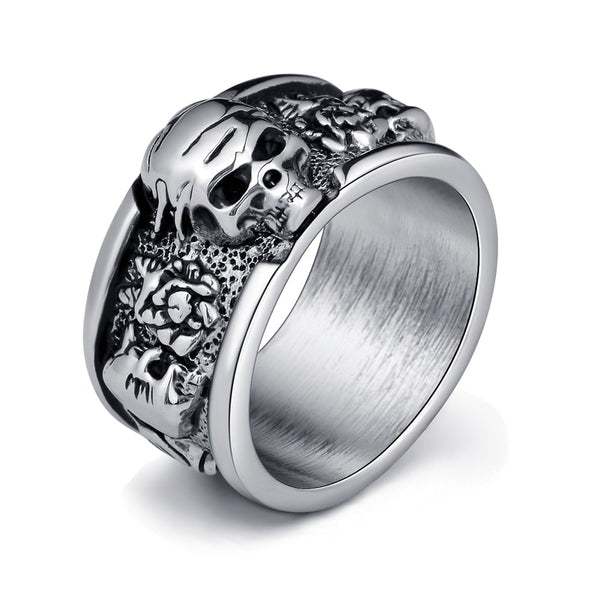Bague Lord Of Skulls