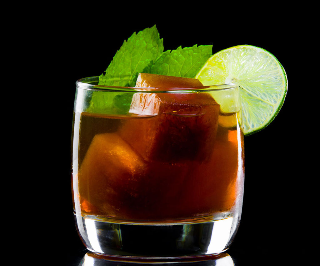 Sneak peek recipe 2: Cold brew Mojito? Yes, that's a (refreshing) thing.