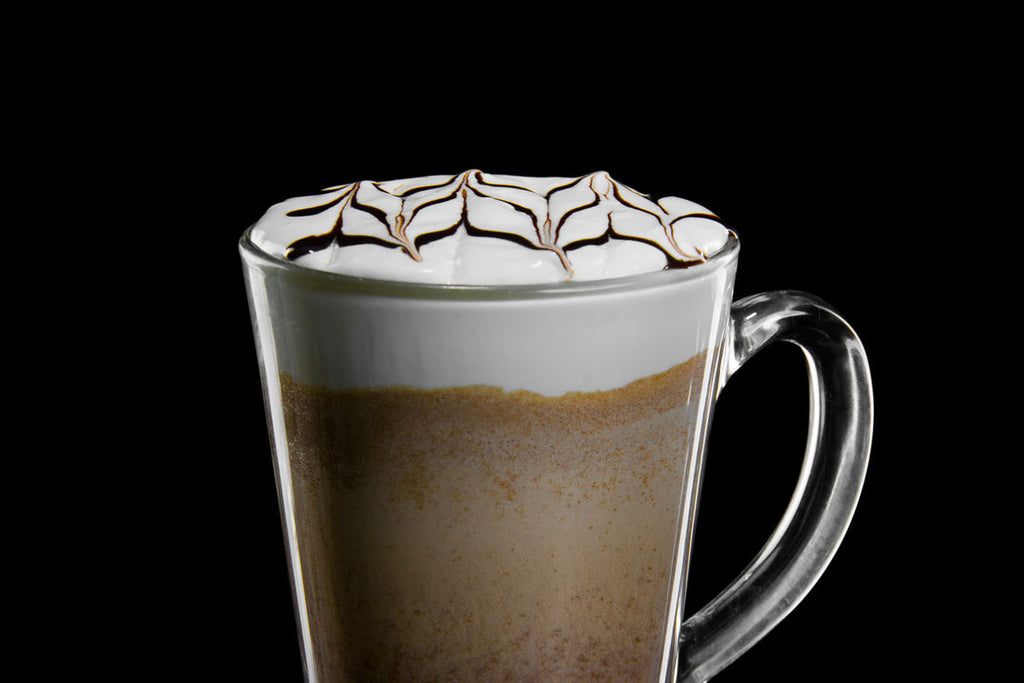 Sneak peek recipe 1: Warm up with the Hazel Cocoa Mocha