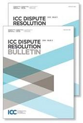 2016 ICC Dispute Resolution Bulletin package - 2 issues - ICC