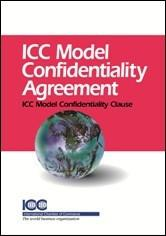 Model Confidentiality Agreement - ICC