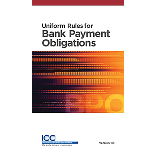 Uniform Rules for Bank Payment Obligations - eBook