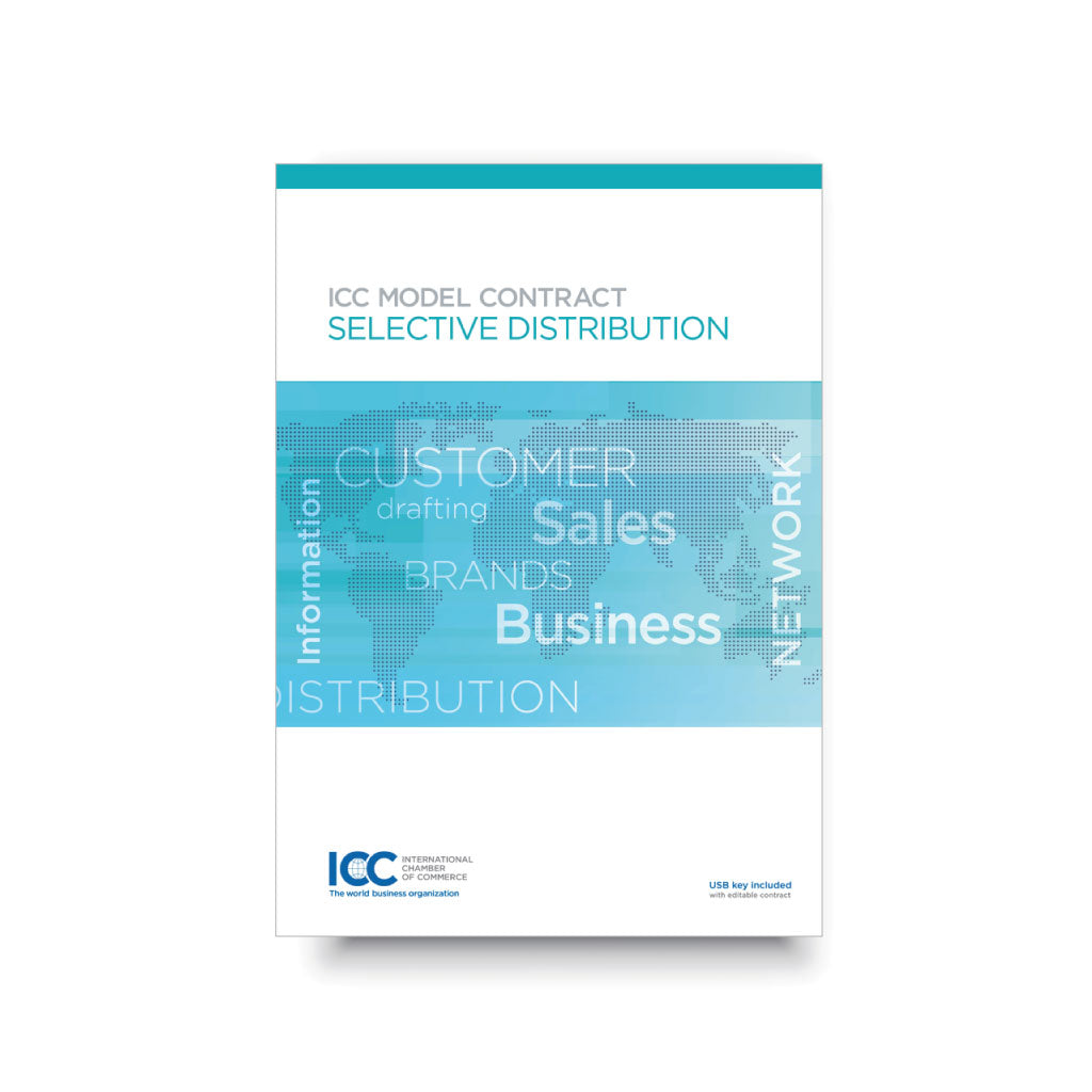 ICC Model Contract | Selective Distribution - eBook