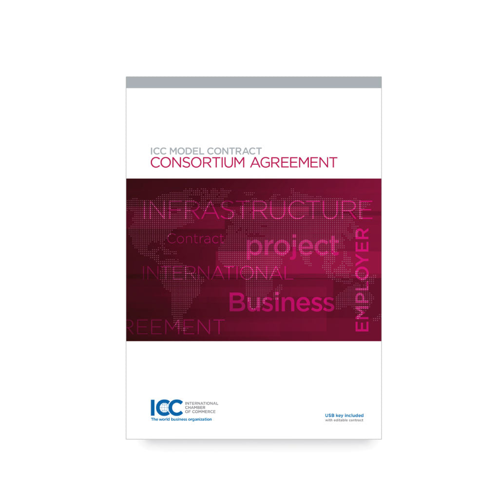 ICC Model Contract - Consortium Agreement - eBook