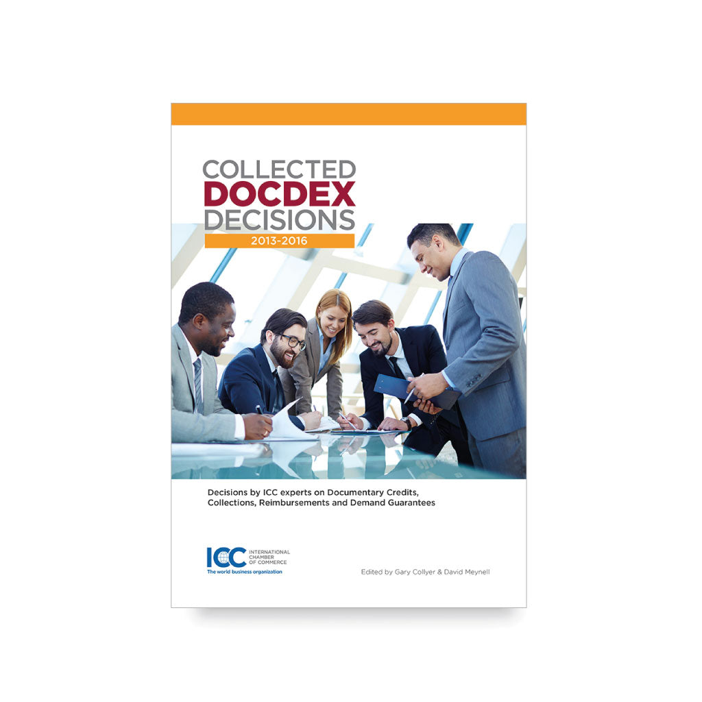 Collected DOCDEX Decisions 2013-2016 - eBook
