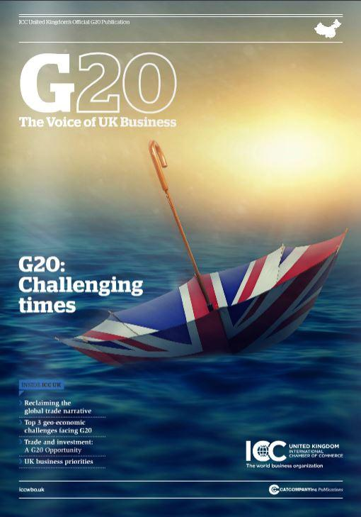 ICC United Kingdom's G20 Business Magazine - ICC
