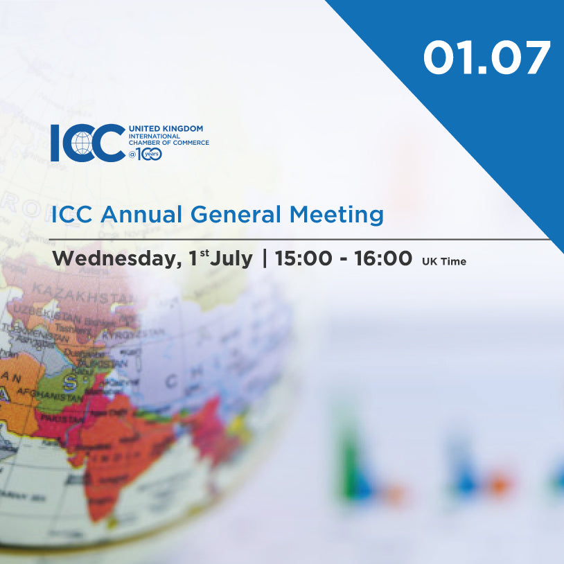 ICC Annual General Meeting | London, 1 July, 2020