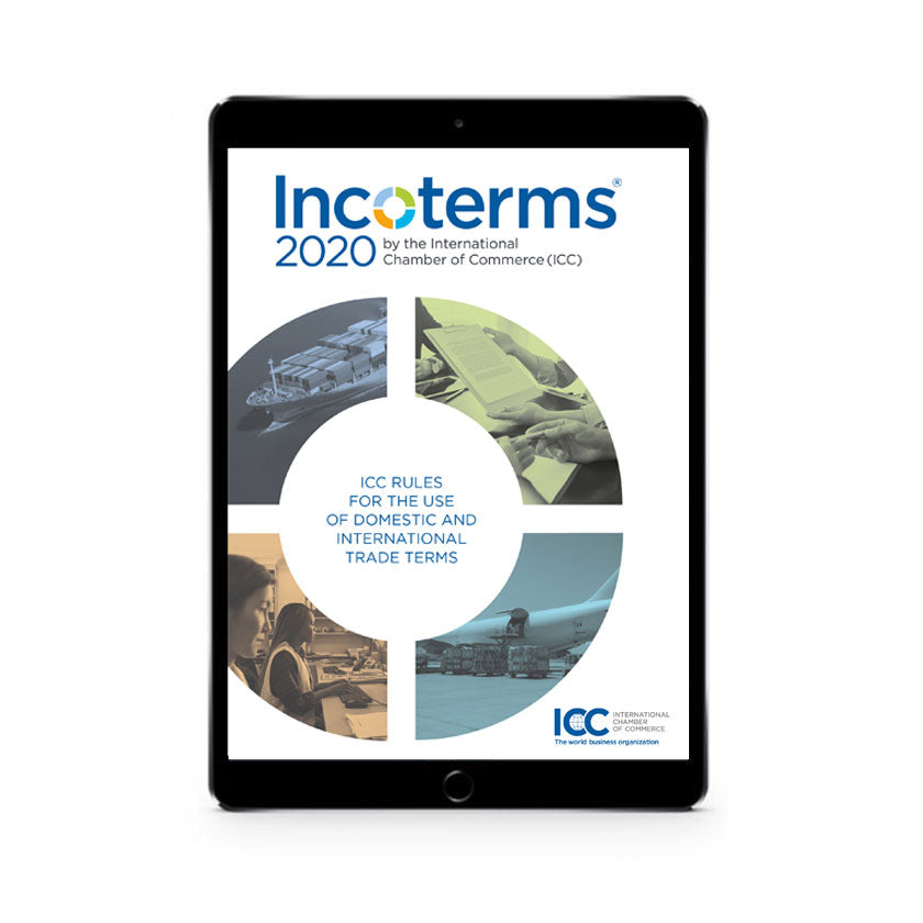 ICC Incoterms® 2020 - eBook
