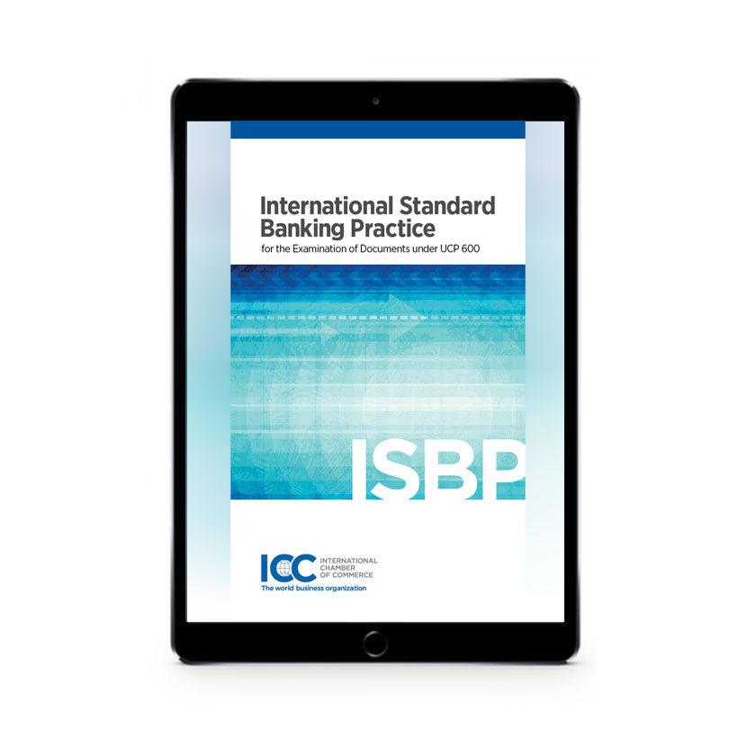 International Standard Banking Practice (ISBP 745) - eBook