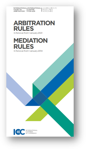 2021 Arbitration Rules and 2014 Mediation Rules (English version)