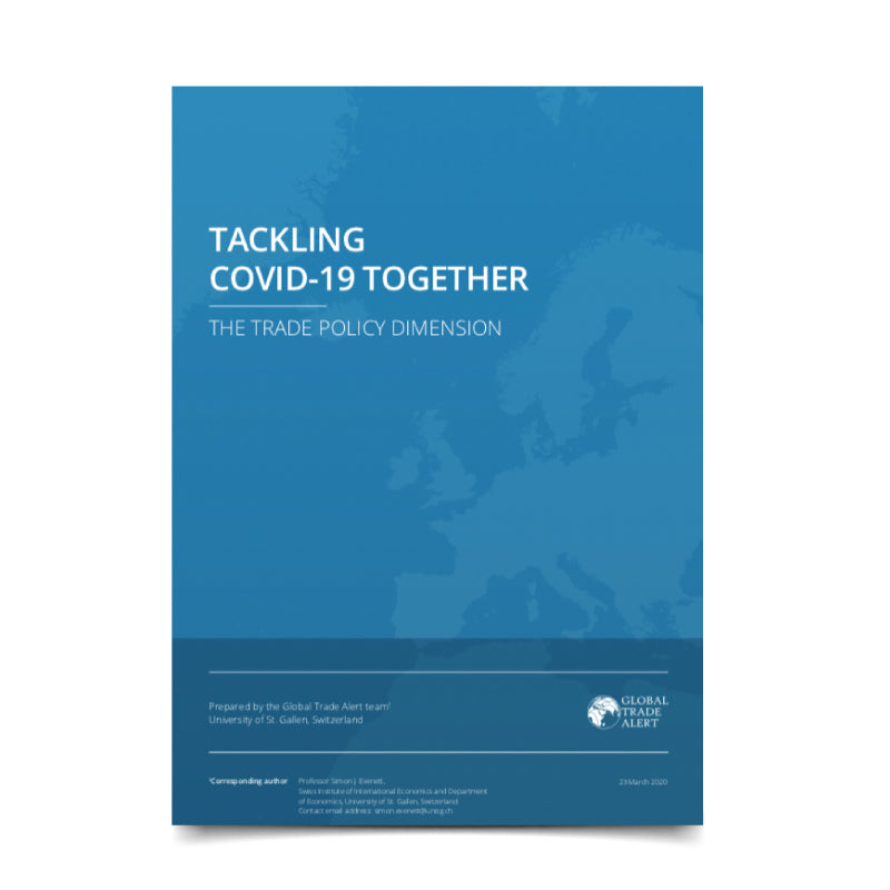 Tackling COVID-19 Together