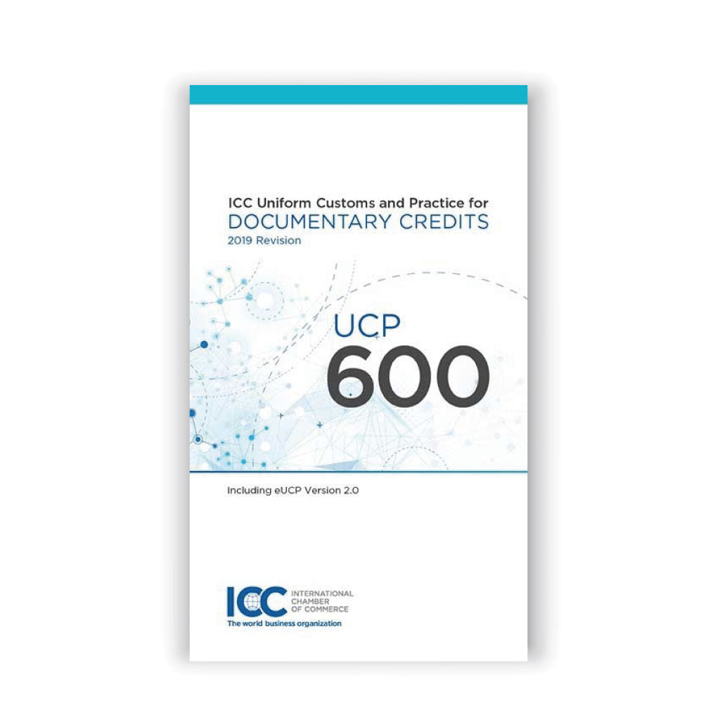 ICC Uniform Customs and Practice for Documentary Credits (UCP 600) - eBook