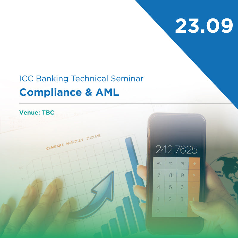 ICC Banking Technical Seminar | Compliance & AML | 23.09, London 2020