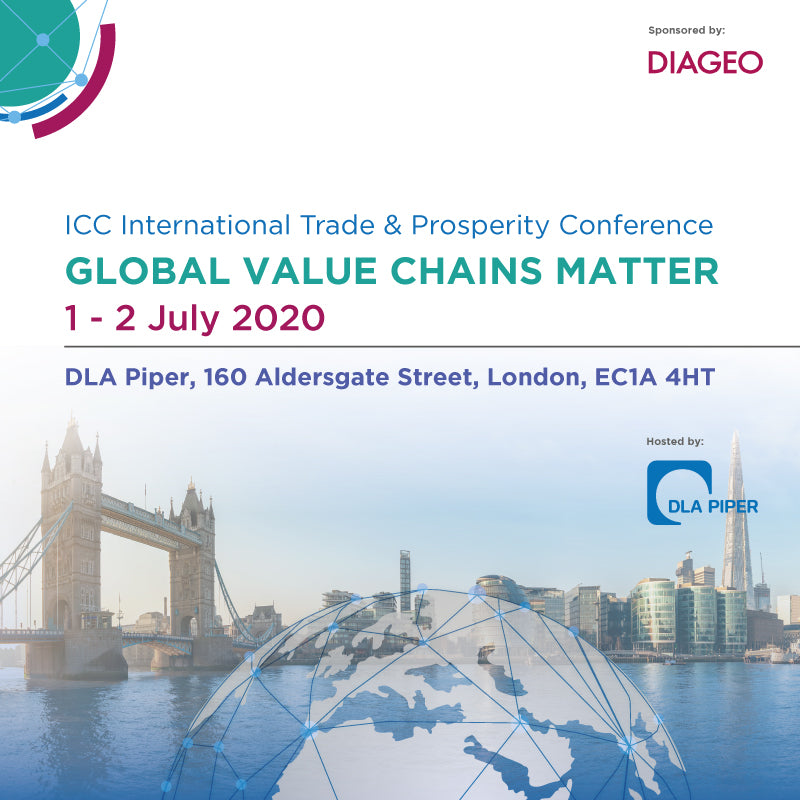 ICC International Trade & Prosperity Conference | 1-2.02, London 2020