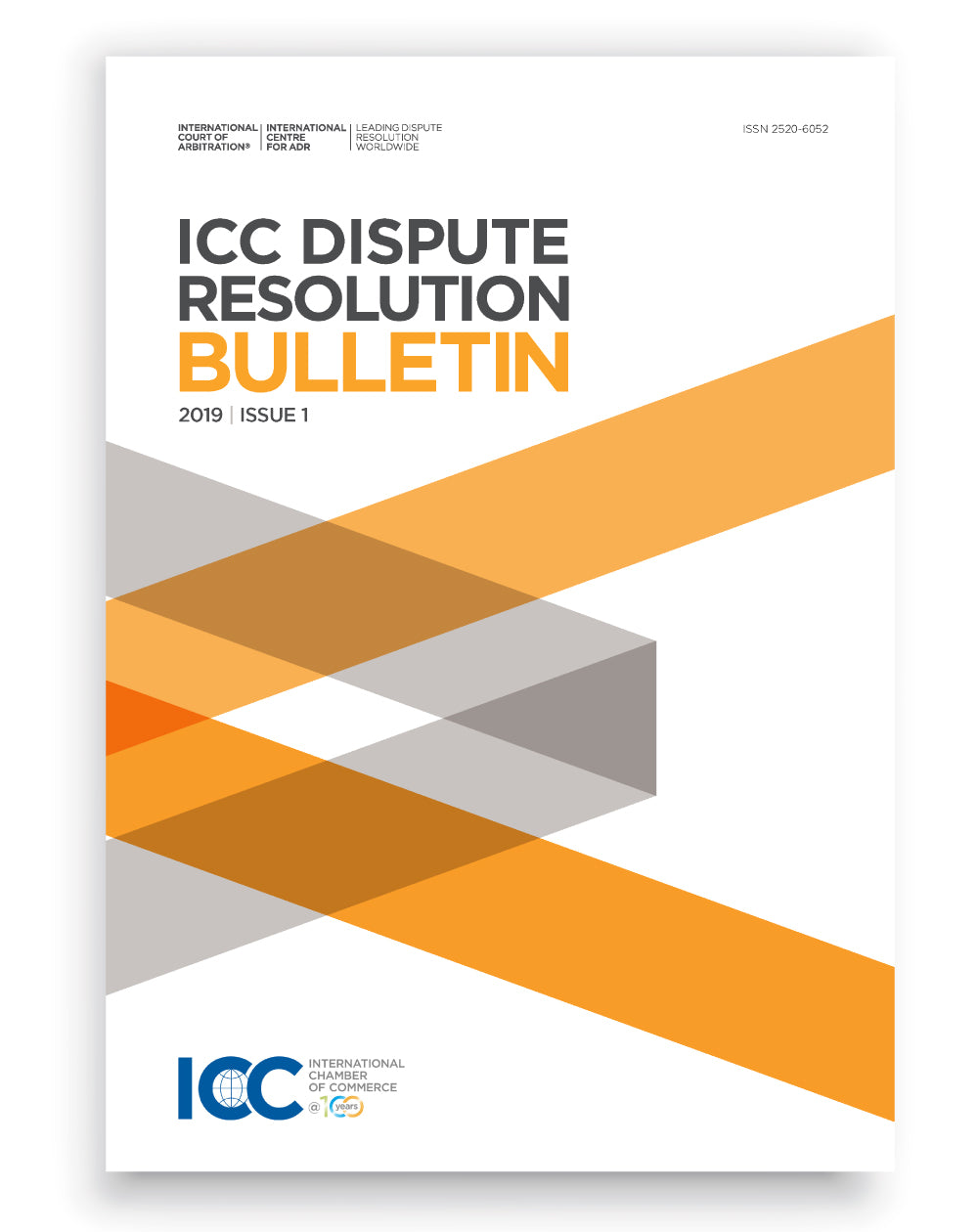 2019 ICC Dispute Resolution Bulletin - Issue 1 (eBook)