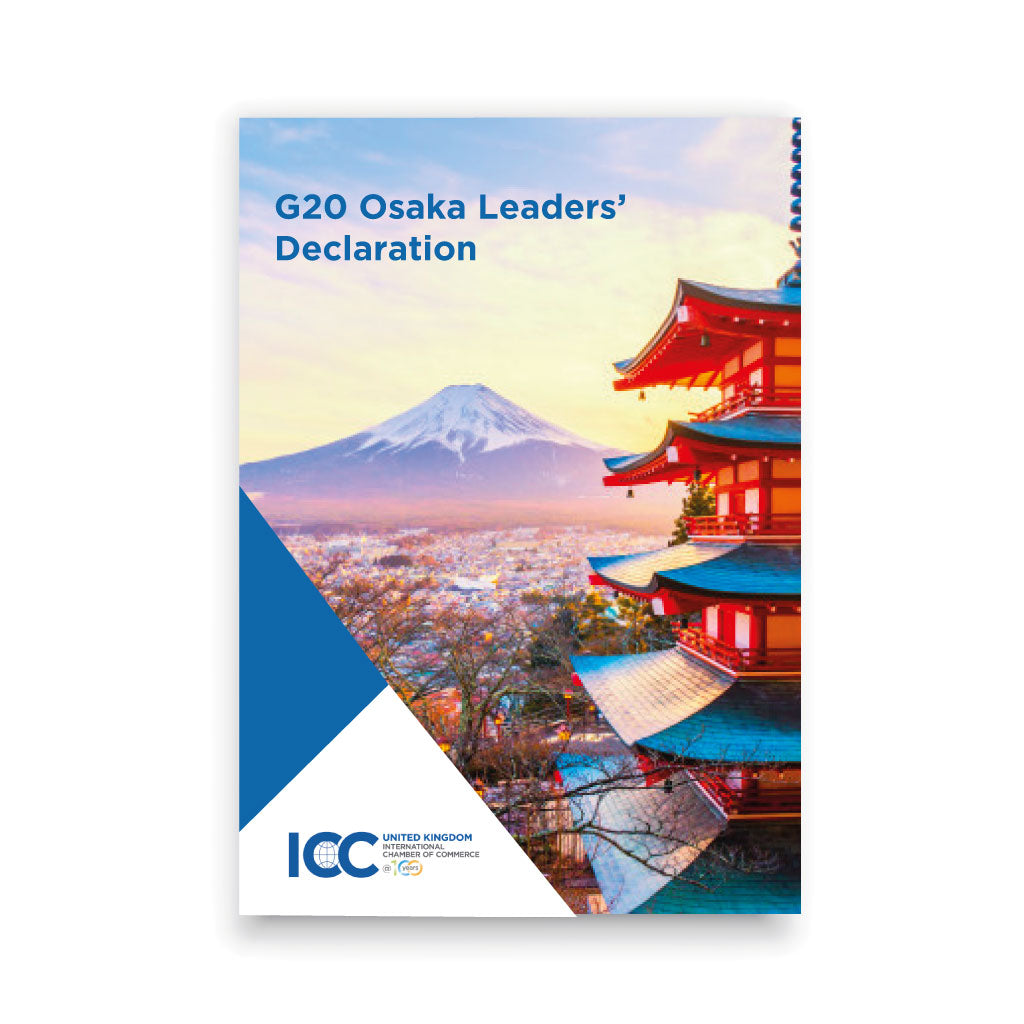G20 Osaka Leaders' Declaration