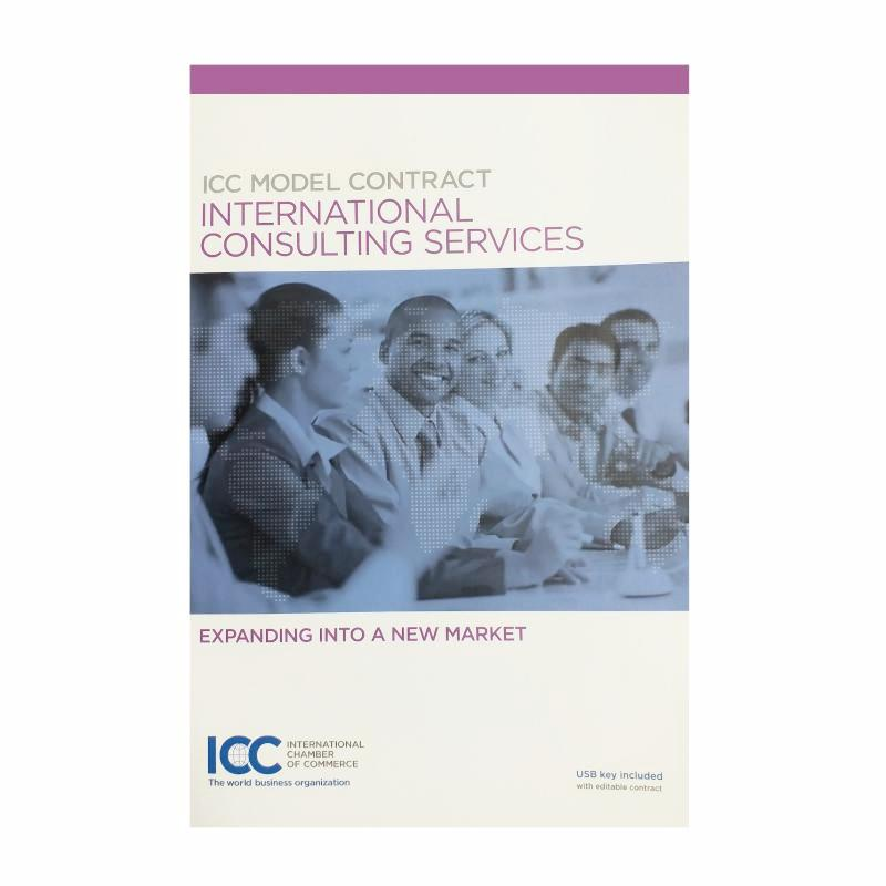 ICC Model Contract - International Consulting Services - eBook
