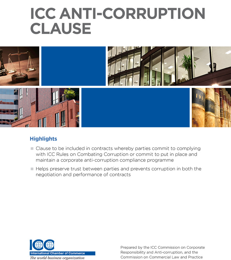 ICC Anti-Corruption Clause