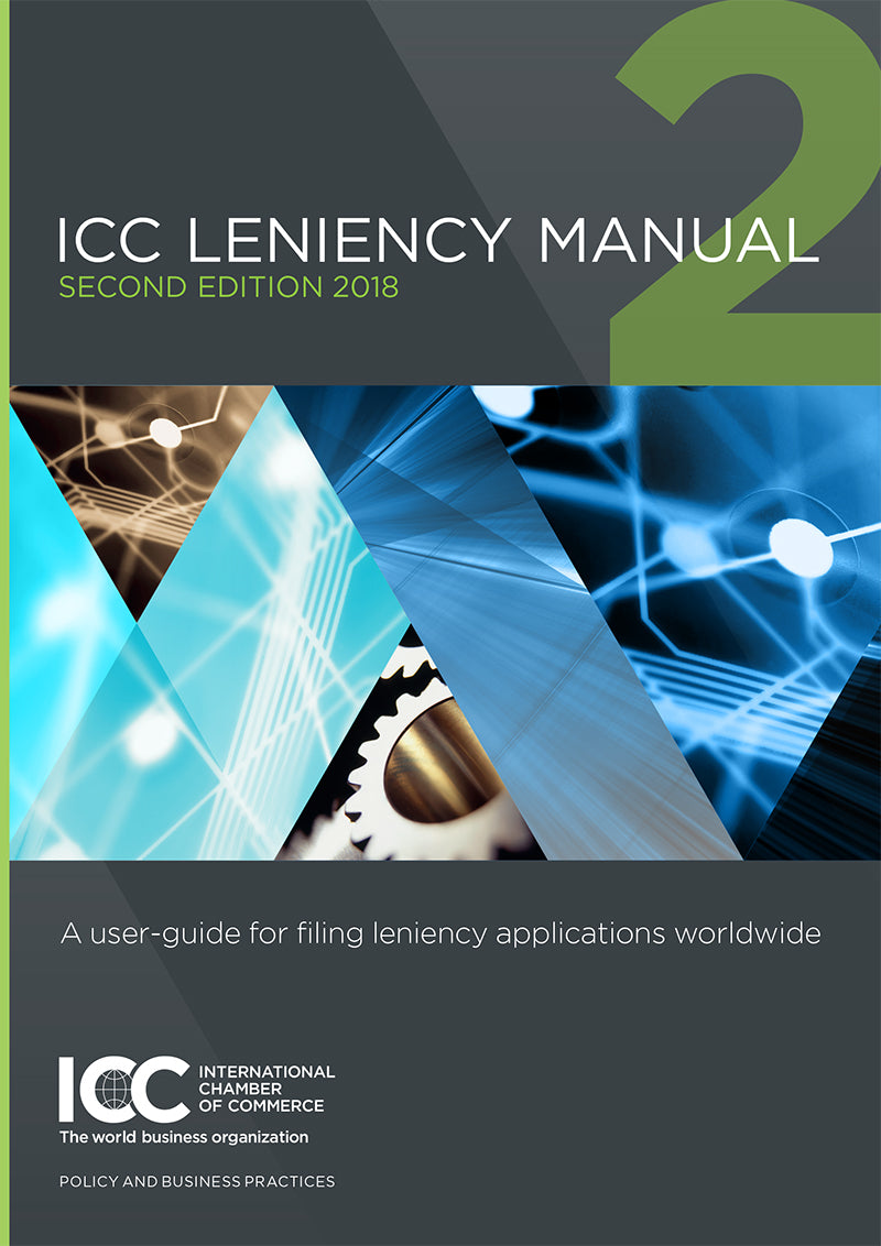 ICC Leniency Manual Second Edition 2018