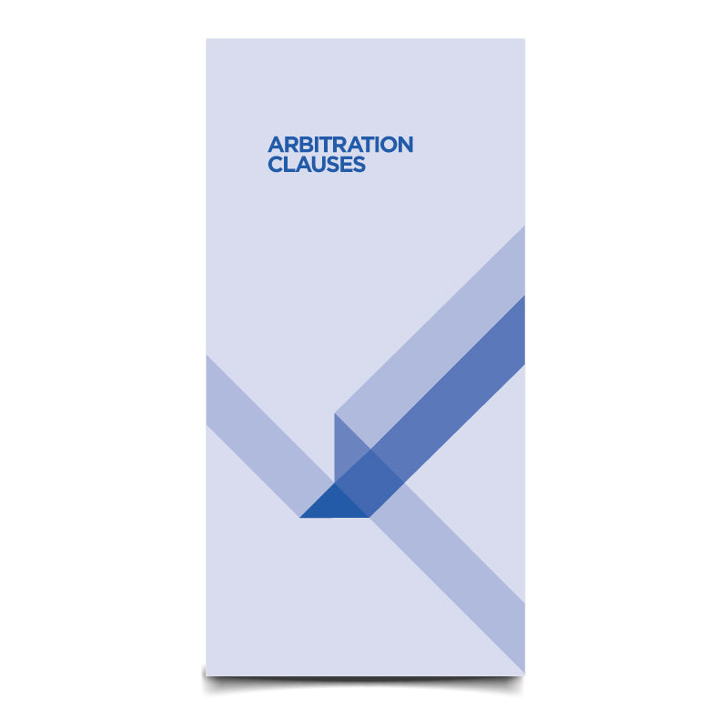 Standard ICC Arbitration Clauses (English version)