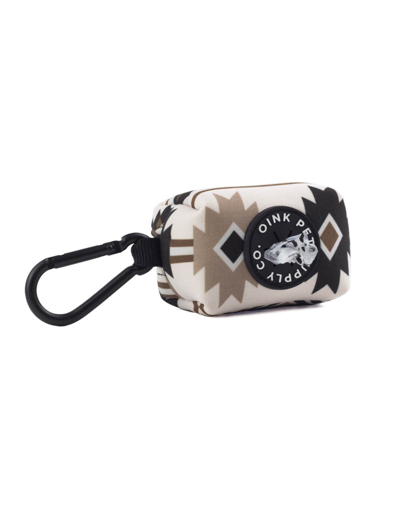 Oink Pet Supply Dog Poop Bag Holder - Runnin' Wild