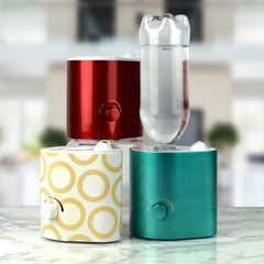 Violife personal misting humidifier  - Metallic Teal