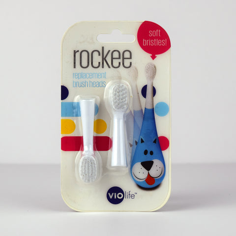 Violife Rockee 2-pack Replacement Brush Heads