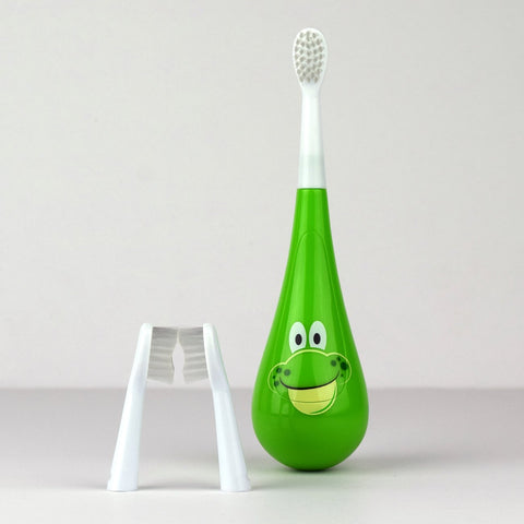 Violife Rockee Kids Toothbrush: Ribbit