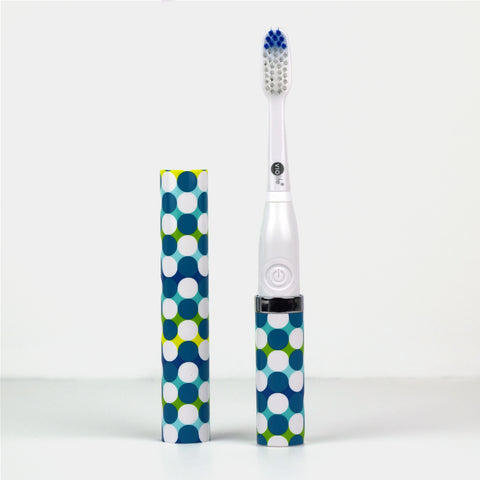 Violife Slim Sonic Classic Electric Toothbrush - Deep Sea