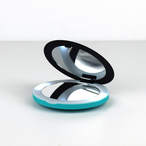 Violife LED lights magnifying mirror - Midnight blue
