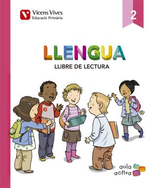 Llengua 2 Lectures (Aula Activa) - 9788468229492