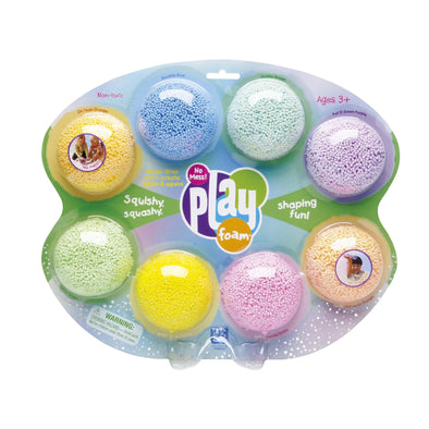 Play Foam 8 colores (super-moldeable)