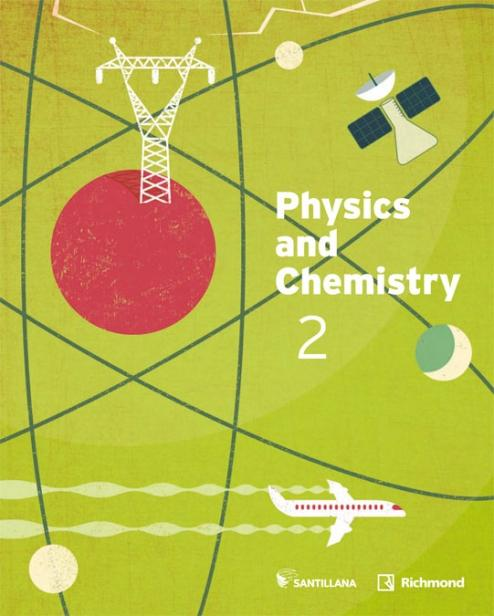 Physics And Chemistry 2 Eso.Sant - 9788414105290