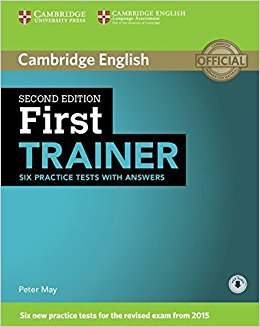 Libro FIRST Trainer for Schools