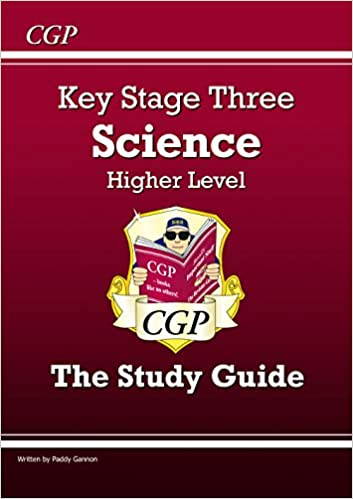 KS3 Science Study Guide - Higher - 9781841462301