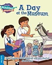 A DAY AT THE MUSEUM BLUE BAND -  9781316503201