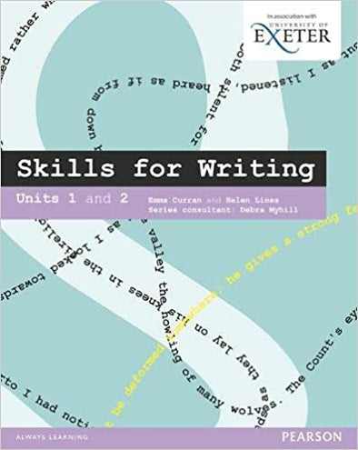 Skills for Writing Student Book Units 1-2 - 9781447948759