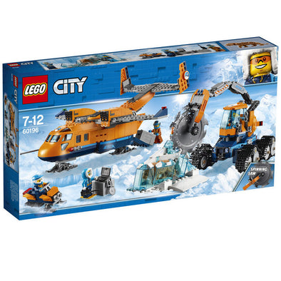 Lego City Arctic Expedition 60196 Artico Avion Suministros