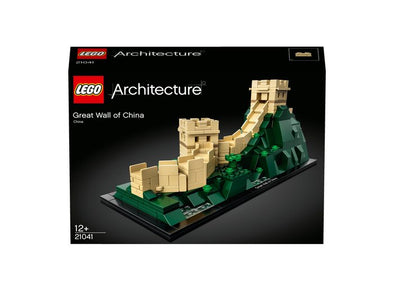 Lego Architecture Gran Muralla China