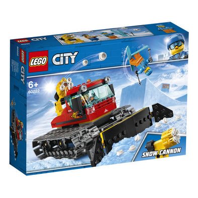 Lego City Great Vehicles 60222 Maquina Pisanieves