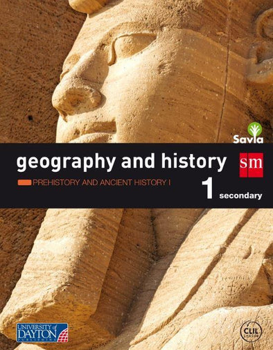 1º Eso Geography And History (Cant, Lr, Nav) Savia 16 - 9788416346684
