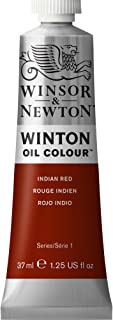 Óleo 37 ml Winton rojo indio