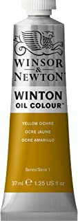 Óleo 37 ml Winton amarillo ocre