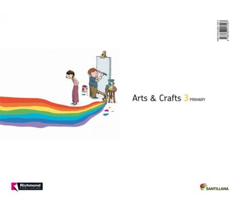 Arts And Crafts 3 Ep.(12).Santil - 9788468013497