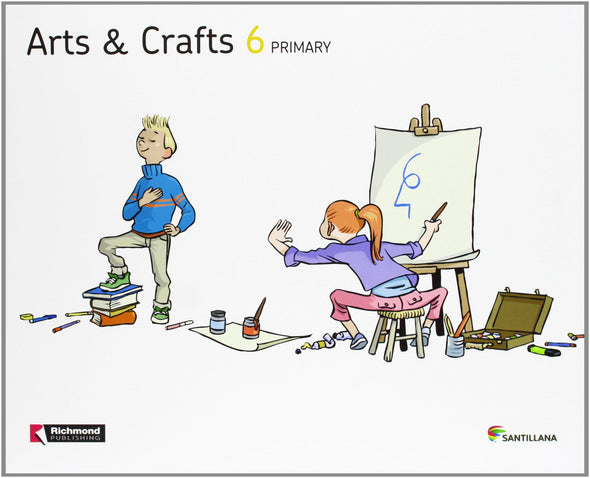Arts And Crafts 6ºEp - 9788468017204