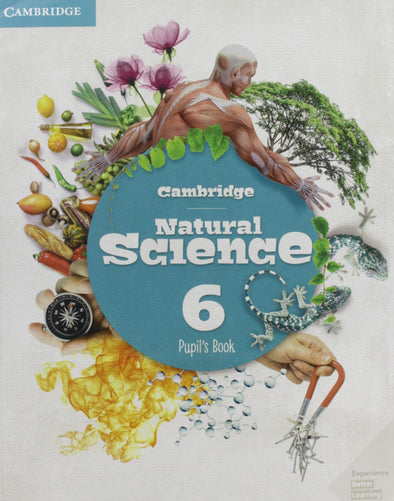 Cambridge Natural And Social Science Pupil´S Book Pack Level 6 - 9788490360606