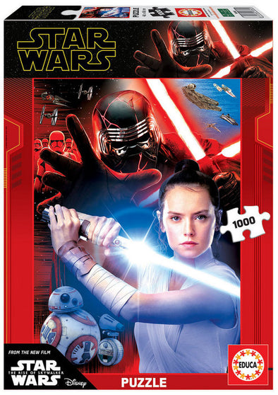 Puzzle Educa 1000 Piezas Star Wars Episodio Ix