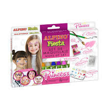 Set Maquillaje Alpino Fiesta Princess