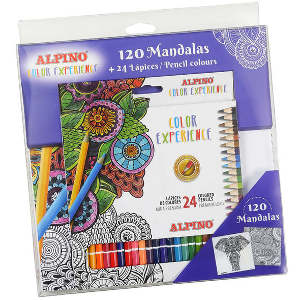 Set Alpino Color Experience Mandalas.